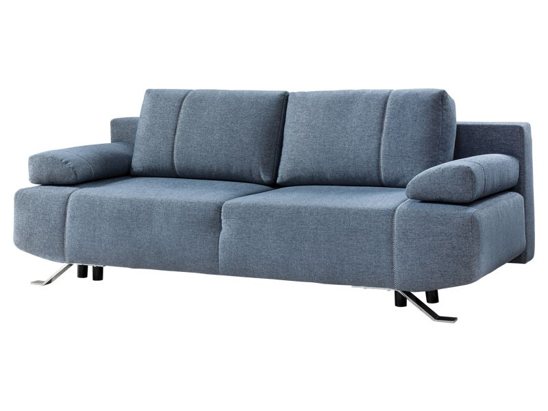 Libro Sofa Nexia 3FBA - Modern sofa with bed and storage