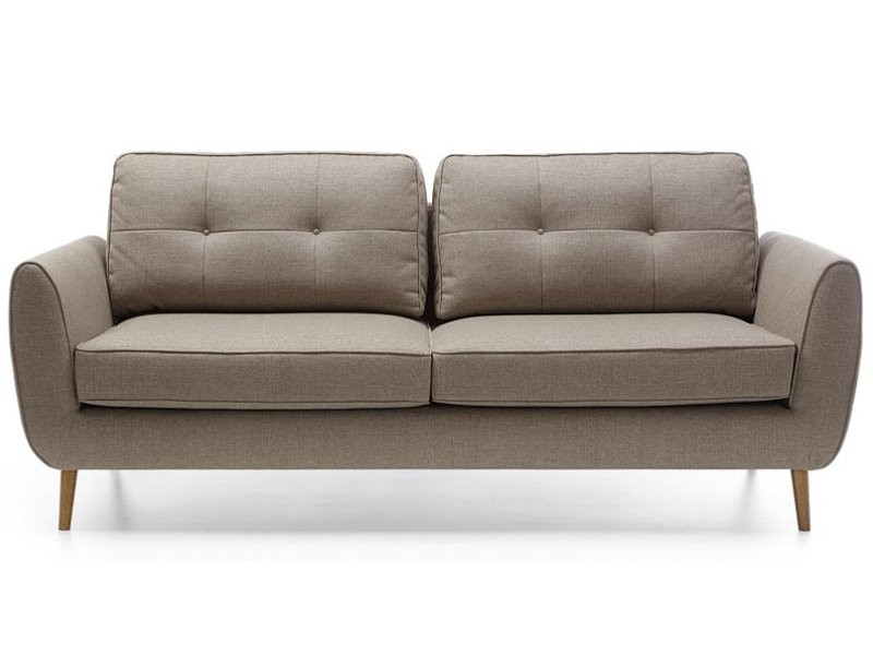 Wajnert Plus Size Loveseat Oland 2,5BF - Scandinavian style 2,5-seater sofa