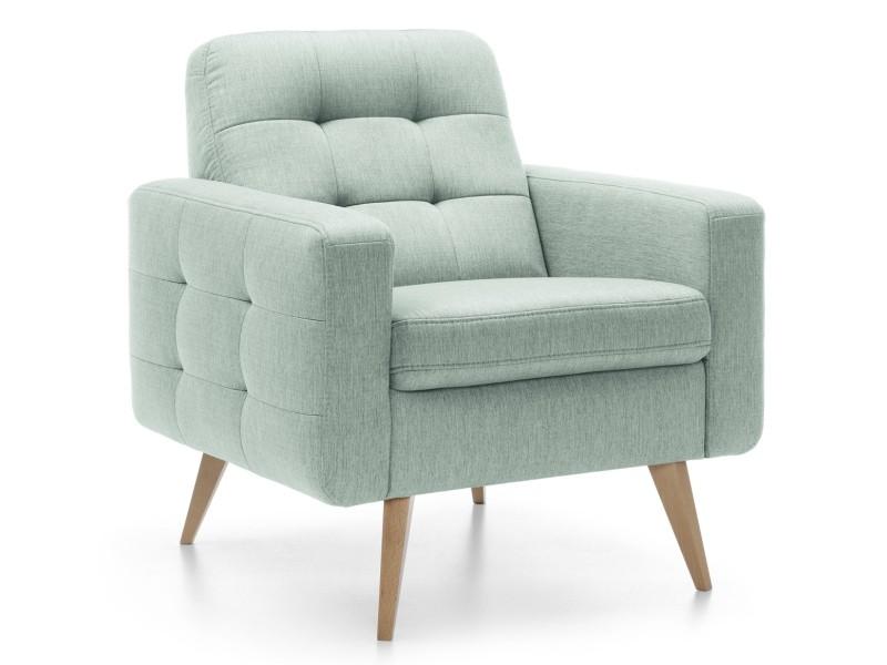 Sweet Sit armchair Nappa - Scandinavian style armchair