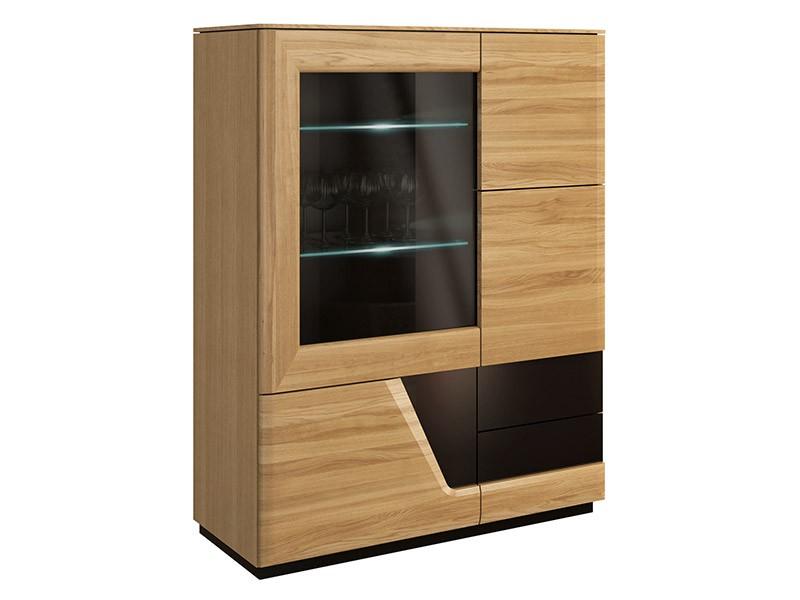 Mebin Smart Bar Cabinet Left Natural Oak - Furniture of the highest quality