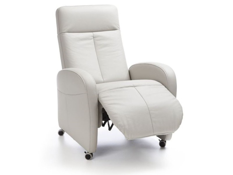 Gala Collezione Recliner Tom - Manual recliner with casters