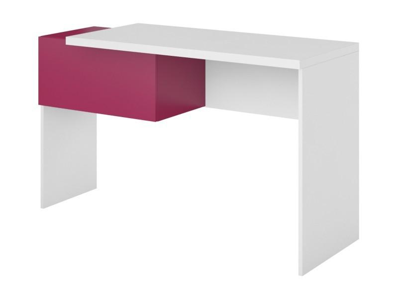 Lenart Left Desk Yeti Y-08L - Modern desk, left drawer version.
