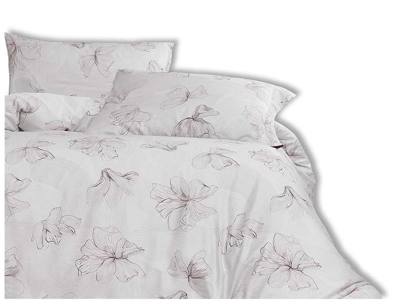 Darymex Cotton Duvet Cover Set - Fiori - Europen made
