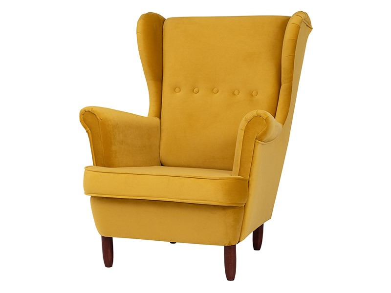 Hauss Chair Leo - Classic Wing Chair