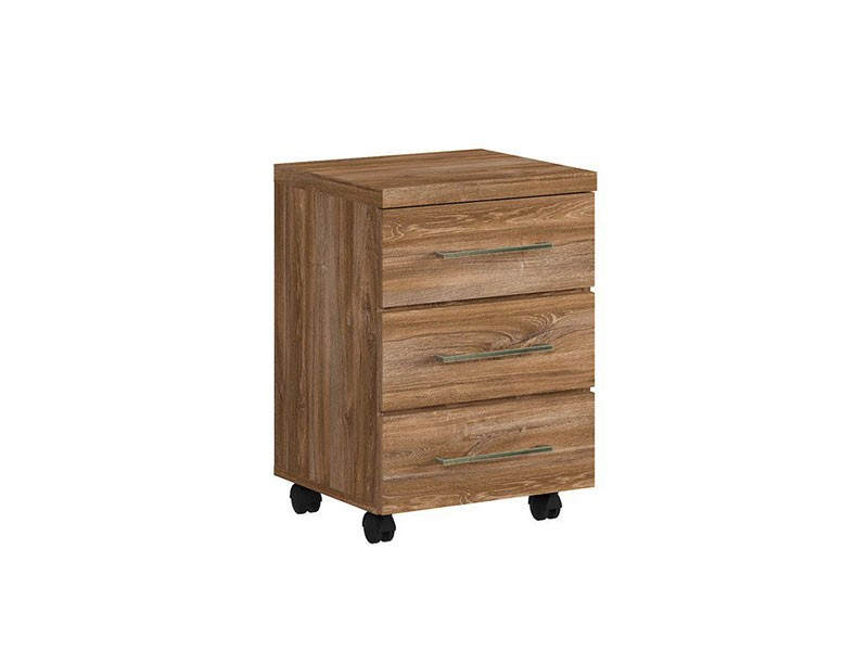 Gent Under Desk Cabinet - Drawer unit on casters
