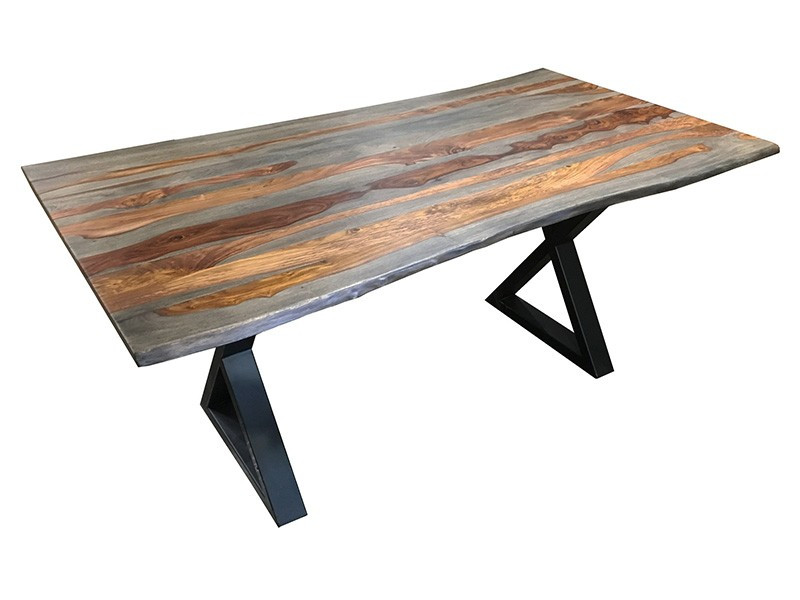 Corcoran Table ZEN-13-SHG - Live Edge Table