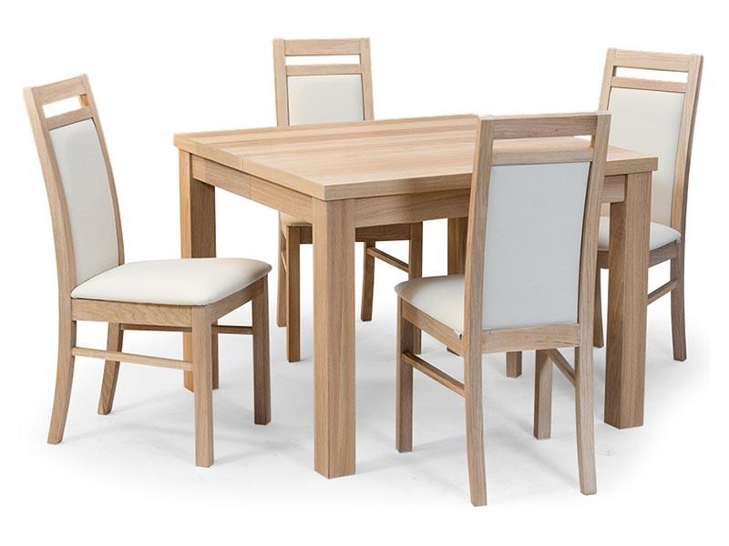 Bukowski Dining Set Kansas and Zefir - European extendable table