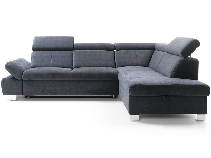 Sweet Sit Sectional Happy - Sectional with bed and storage