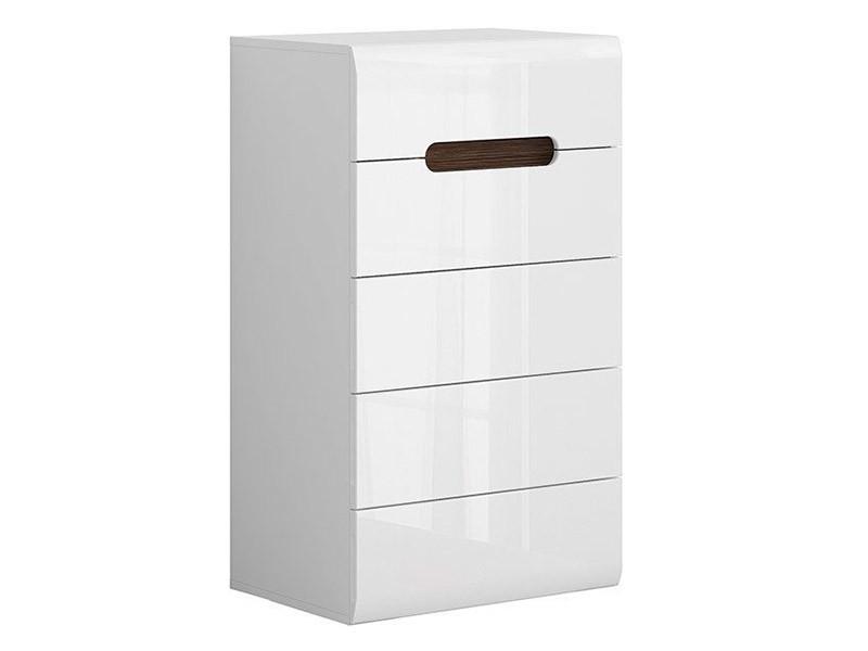 Azteca Trio 5 Drawer Dresser - Modern chest of drawers