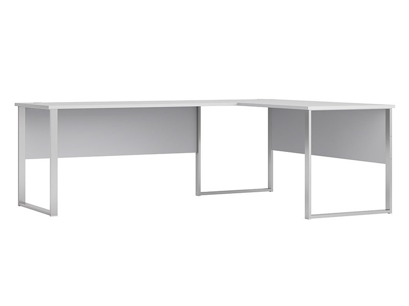Office Lux Corner Desk - Modern work station