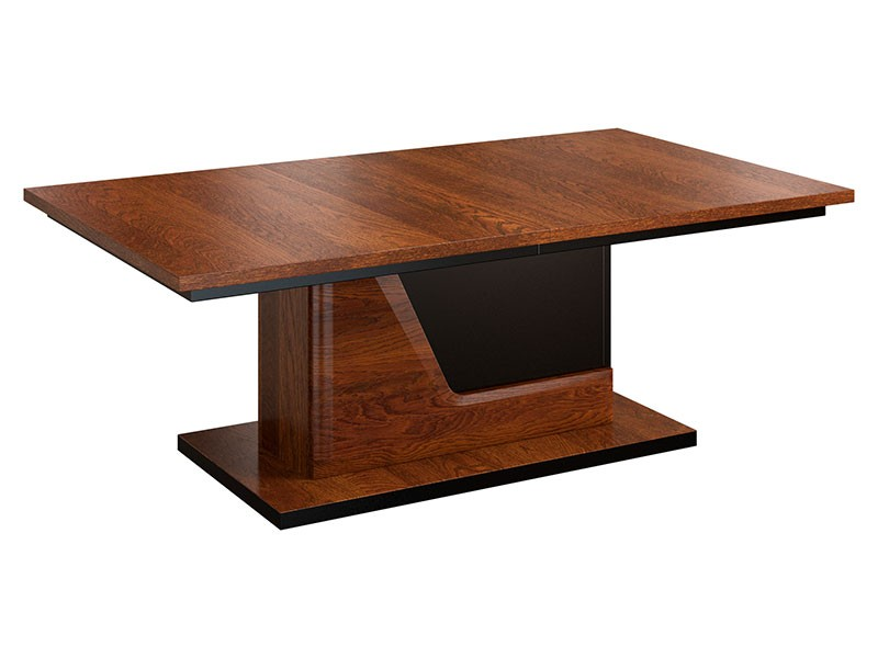 Mebin Smart Coffee Table Antique Walnut - Furniture of the highest quality