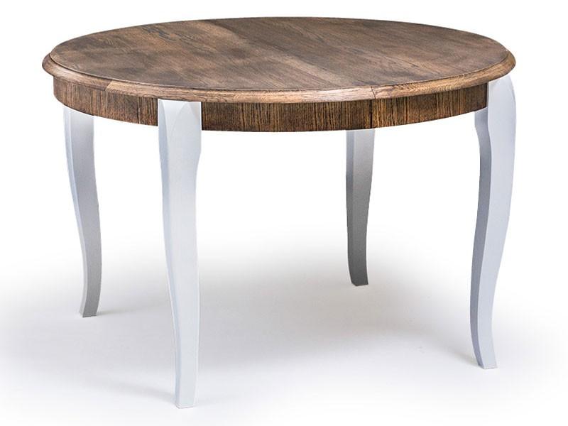 Bukowski Table Maxim - 2 Leaves - European extendable table