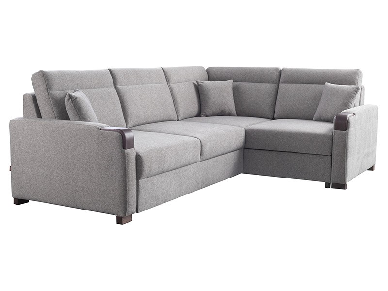 Libro Sectional Kronos - Sectional sofa with bed and storage