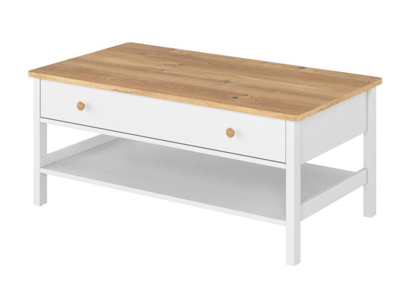 Lenart Coffee Table Story SO-15 - Coffee table with shelf and drawer