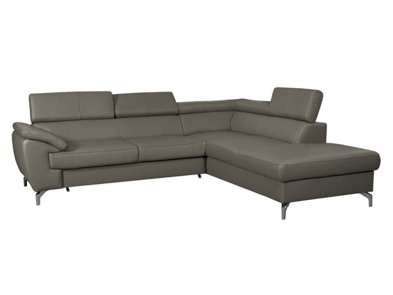 Des Sectional Filo - Madras 519 - Corner sofa with bed and storage