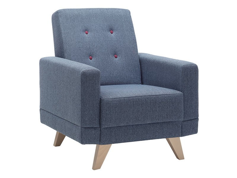 Unimebel Armchair Solano - European made accent chair