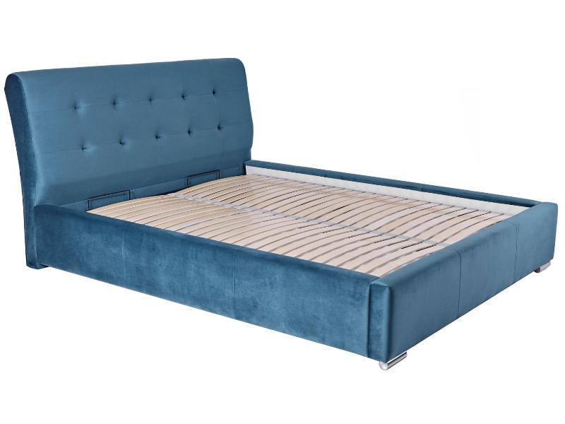 Hauss Storage Bed Luxor - Upholstered storage bed - Online store Smart Furniture Mississauga