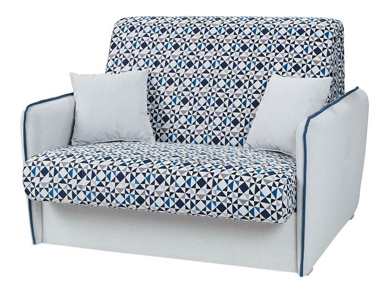 Unimebel Sofa Tuli 10 - Compact sleeper sofa with storage