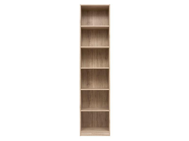 Executive Narrow Bookcase - Minimalist bookshelf