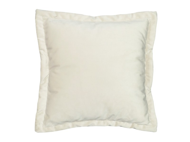 Masket Decorative Pillow - Soft cushion with a flanged edges