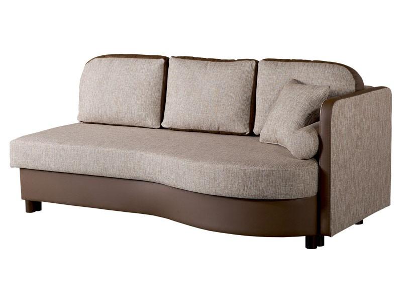 Libro Sofa Bimbo 3FBA - Sofa with bed and storage