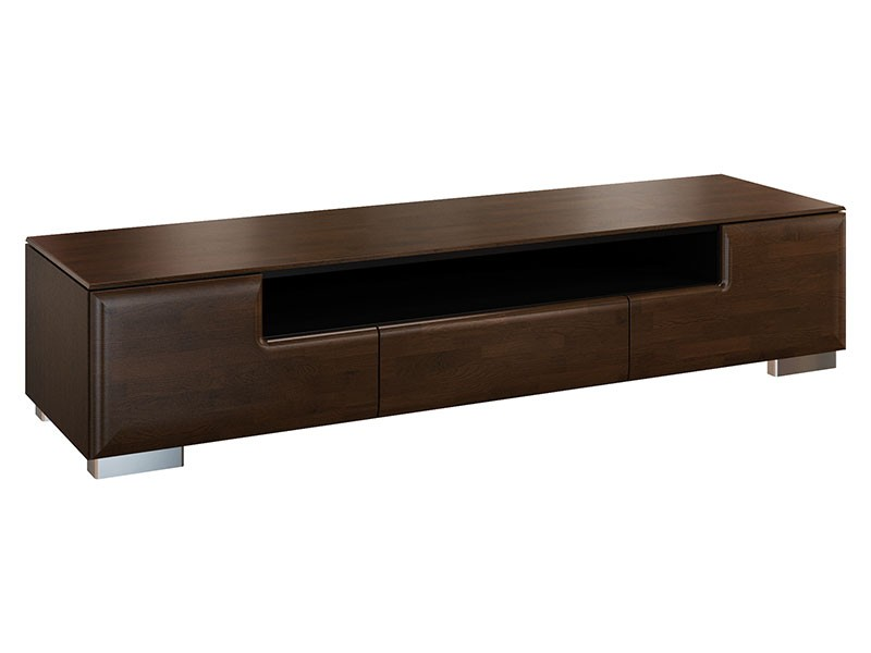 Mebin Rossano Tv Stand Oak Notte - High-quality European furniture