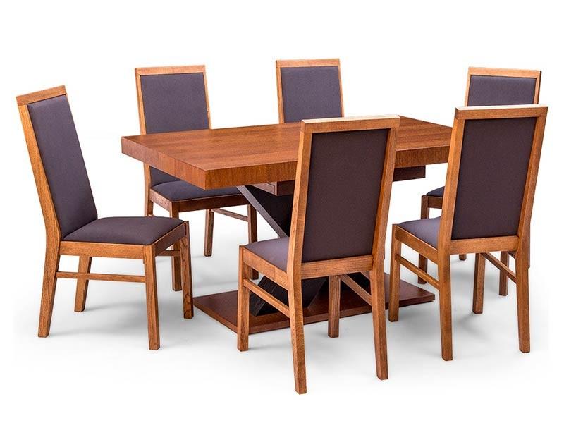 Bukowski Dining Set Valentino X and Infinity - European extandable table