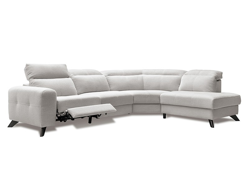 Wajnert Sectional Imperio - Power recliner