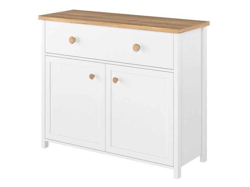 Lenart Dresser Story SO-05 - 2-door, 1-drawer storage cabinet
