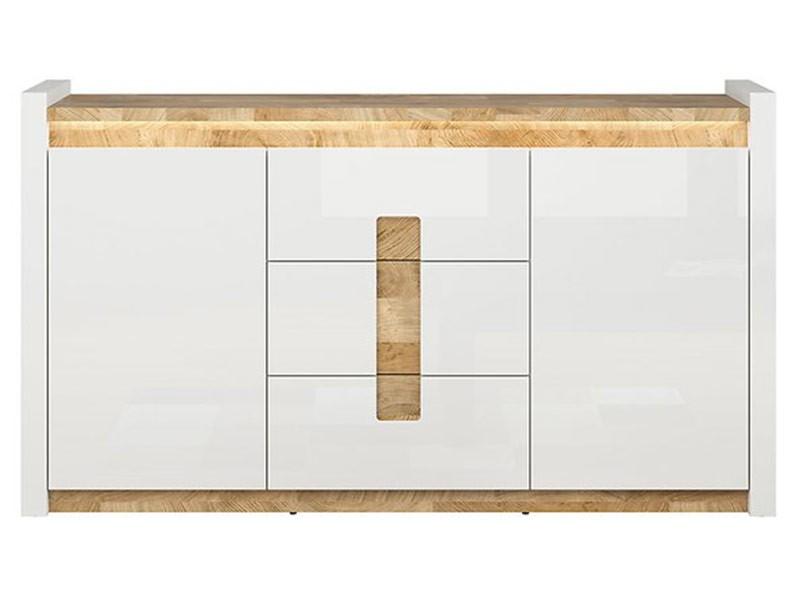 Alameda 2 Door 3 Drawer Dresser - For a modern living room