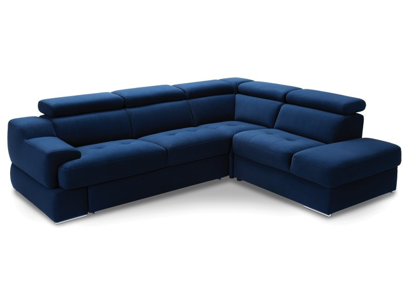 Gala Collezione Sectional Belluno 2,5QFL-SSEII-KEP - Carabu 109 - Modular sectional with bed and storage