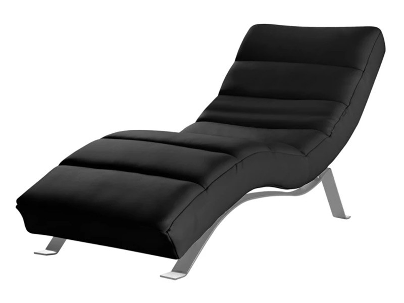 Des Chaise Lounge Swing - Madras 207 - Top-grain leather