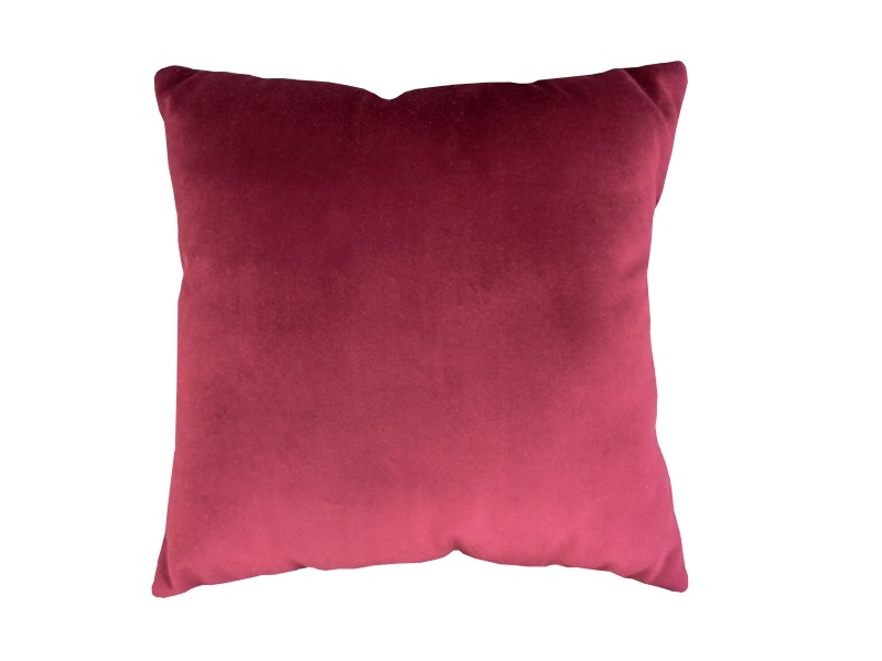 Hauss Decorative Pillow 50cm x 50cm - Soft cushion with a flanged edges