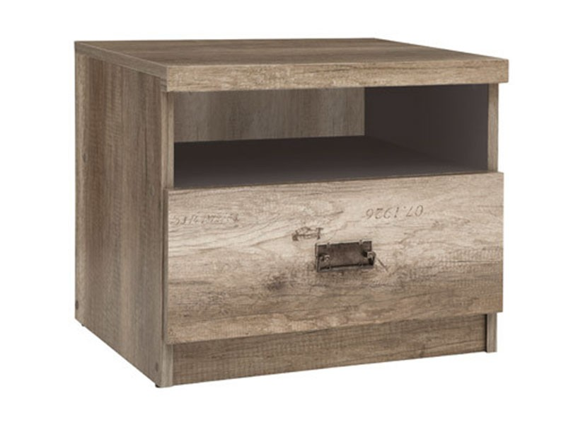 Malcolm Nightstand - Contemporary youth collection