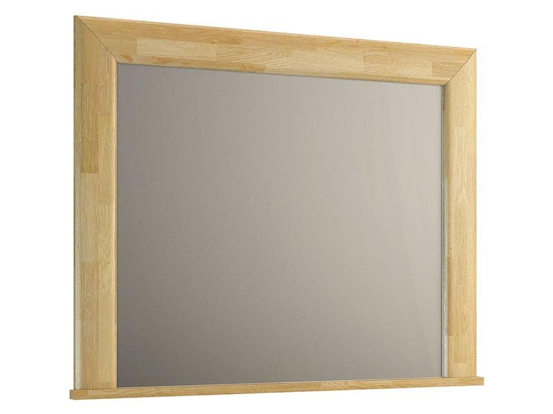 Mebin Rossano Mirror Oak Bianco - High-quality European furniture