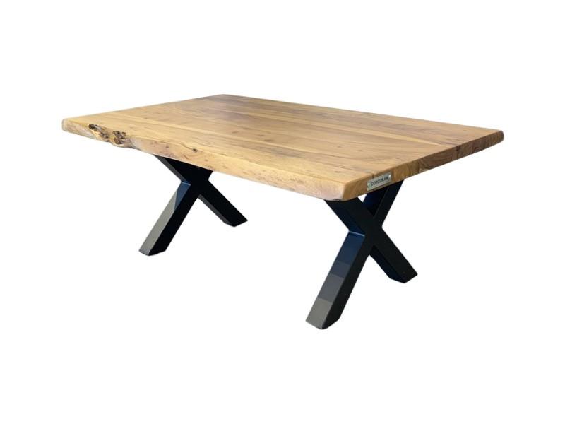 Corcoran Coffee Table ZEN-COF1 - Live edge coffee table