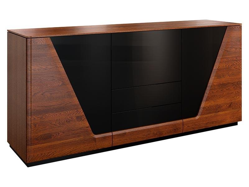 Mebin Smart Sideboard Antique Walnut - Furniture of the highest quality