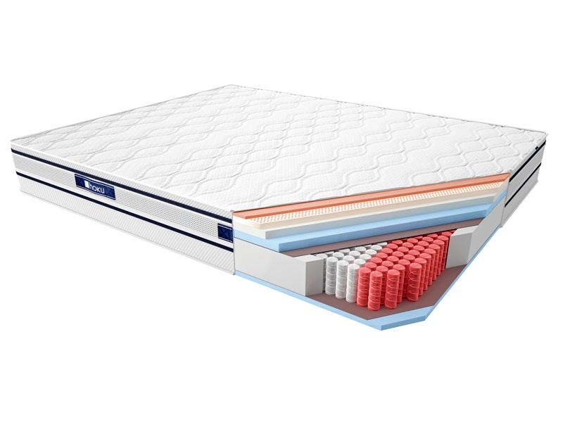 Hoku Mattress Latona - Pocket coils mattress