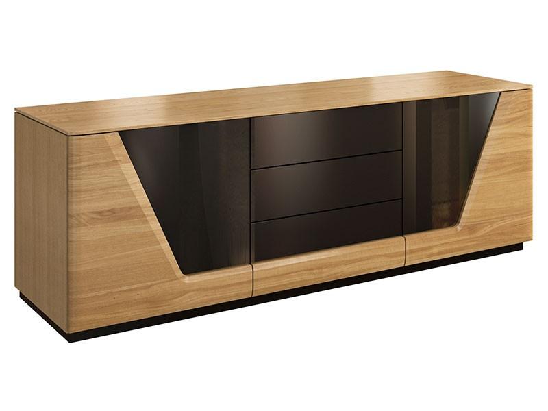 Mebin Smart Storage Cabinet Natural Oak - Furniture of the highest quality