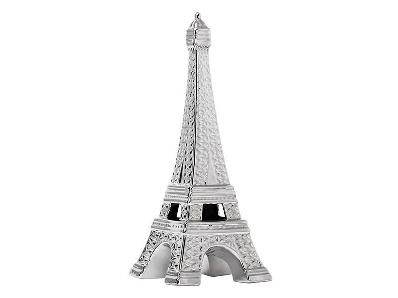 Torre & Tagus Eiffel Tower Ceramic Decor Sculpture  - Modern decor