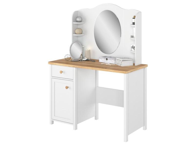 Lenart Desk Story SO-03 + SO-06 - Desk with hutch