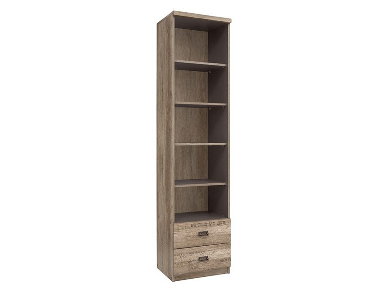 Malcolm Bookcase - Contemporary youth collection