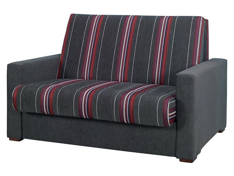 Unimebel Sofa Tuli G - Compact sleeper sofa with storage