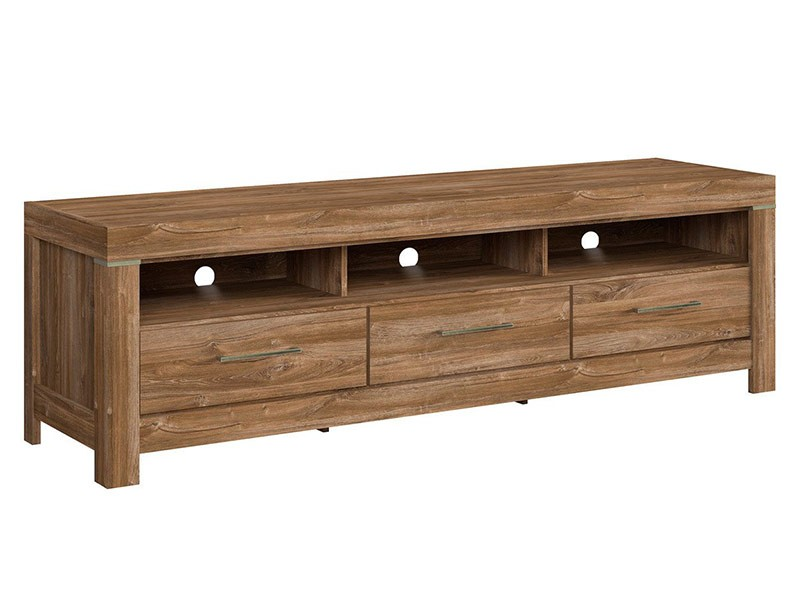 Gent Large TV Stand - Contemporary Tv console