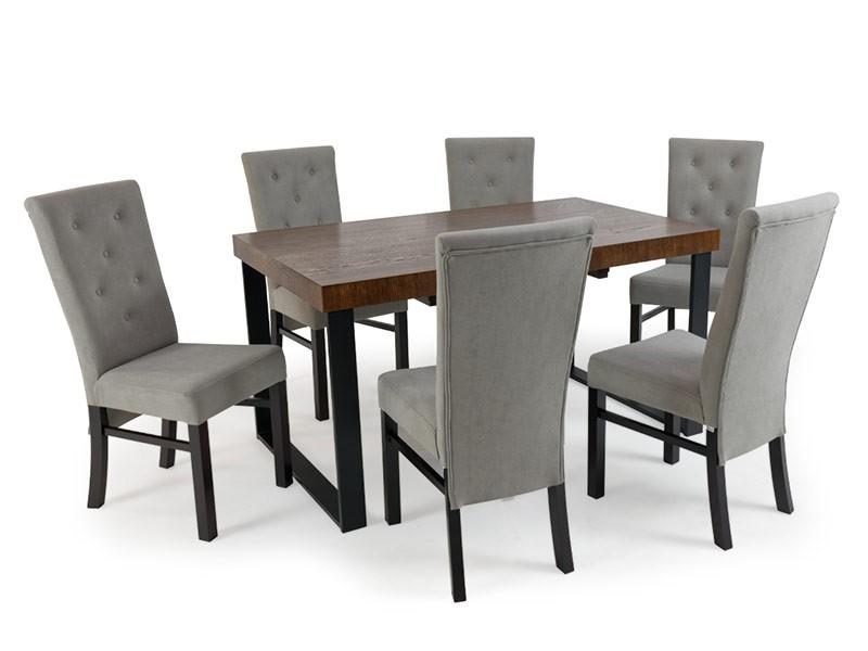 Bukowski Dining Set Lukas and Sunset - European extendable table