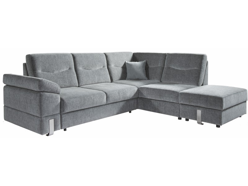 Libro Sectional Salsa Trend 2FL-EBKR-HOBKR - Sectional with bed and two storages