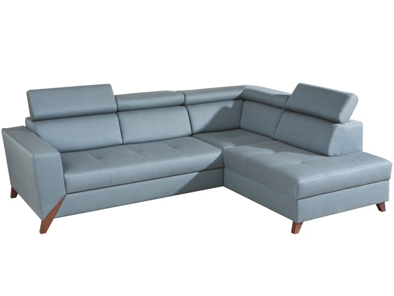 Wajnert Sectional Salsa - Comfortable sectional with bed and storage