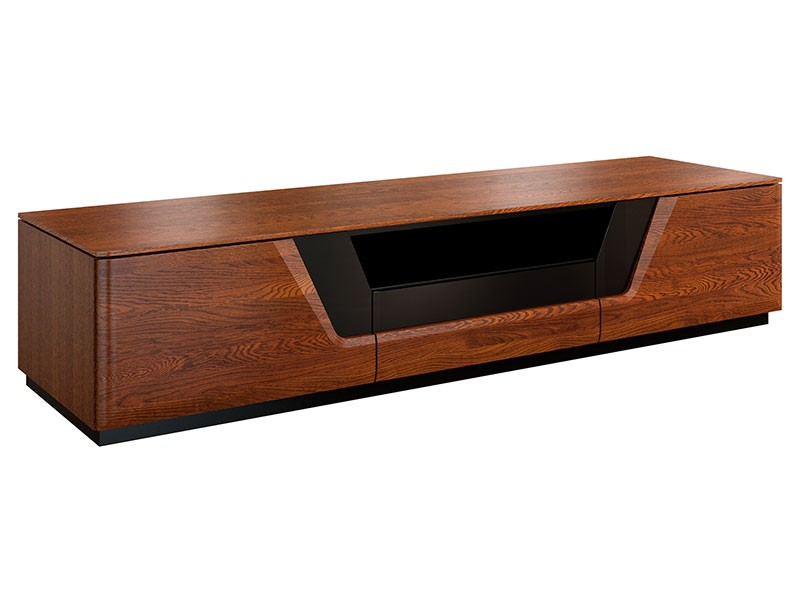 Mebin Smart Tv Stand Maxi Antique Walnut - Furniture of the highest quality