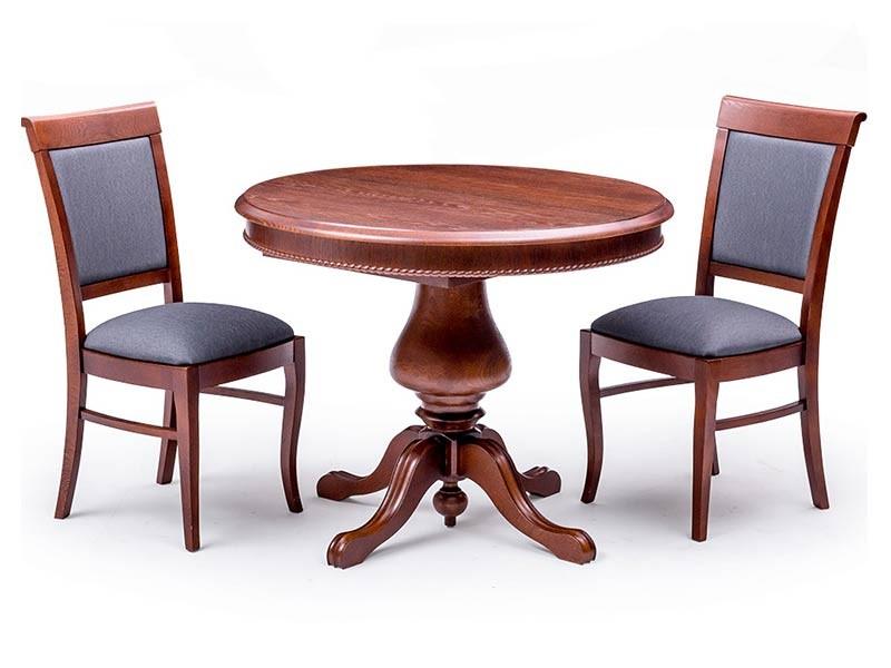 Bukowski Dining Set Oskar and Lord - European extendable table