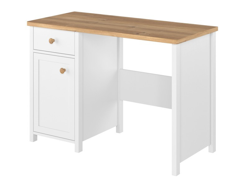 Lenart Desk Story SO-03 - 1-door, 1-drawer desk